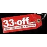 33-off - Sporting Good & Apparel
