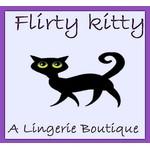Flirty Kitty