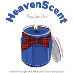 HeavenScent Soy Candles