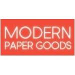 Modern Paper Goods.
