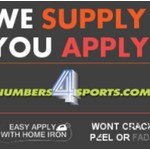 NUMBERS4SPORTS.COM