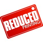 Reduced Printing