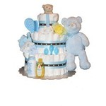 Diaper Cakes by Sweet Baby Cakes n More