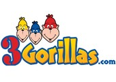 3Gorillas coupons or promo codes at 3gorillas.com