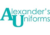 Alexander's Uniforms coupons or promo codes at alexandersuniforms.com