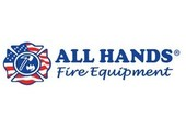 All Hands Fire Equipment coupons or promo codes at allhandsfire.com