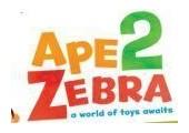 Ape 2 Zebra Canada coupons or promo codes at ape2zebra.ca