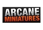 Arcane Miniatures UK coupons or promo codes at arcaneminiatures.co.uk