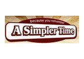 A Simpler Time coupons or promo codes at asimplertime.com