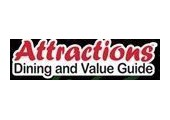 Attractions Dining and Value Guide coupons or promo codes at attractionsbook.com