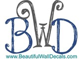 Beautiful Wall Decals coupons or promo codes at beautifulwalldecals.com