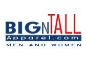 BigNTall Apparel coupons or promo codes at bigntallapparel.com