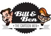 Bill and Ben The Cartoon Men coupons or promo codes at billandbenthecartoonmen.com