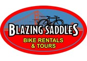 BLAZING SADDLES BIKE RENTALS &TOURS coupons or promo codes at blazingsaddles.com