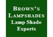 BROWNS LAMPSHADES coupons or promo codes at brownslampshades.com
