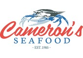 cameronsseafood.com coupons or promo codes