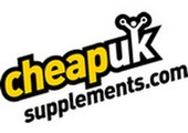 Cheap UK Supplements coupons or promo codes at cheapuksupplements.com