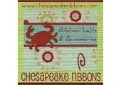 Chesapeake Ribbons - Welcome coupons or promo codes at chesapeakeribbons.com