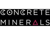 concreteminerals.com coupons or promo codes