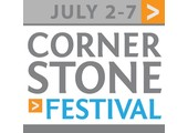 Official Cornerstone Festival Website coupons or promo codes at cornerstonefestival.com