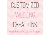 customizedweddingcreations.com coupons and promo codes