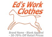 Eds Work Clothes coupons or promo codes at edsworkclothes.com