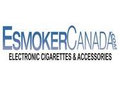 ESmoker Canada coupons or promo codes at esmokercanada.com