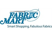 Fabric Mart coupons or promo codes at fabricmartfabrics.com