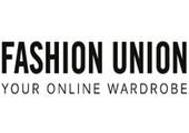 fashionunion.co.uk coupons or promo codes