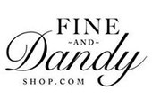 FINE AND Dandy coupons or promo codes at fineanddandyshop.com