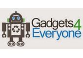 Gadgets4everyone UK coupons or promo codes at gadgets4everyone.co.uk