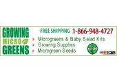 growingmicrogreens.com coupons and promo codes