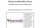 Herbs Direct, LLC coupons or promo codes at herbsdirectstores.com