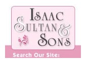 isaacsultan.com coupons and promo codes