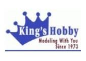 Kings Hobby coupons or promo codes at kingshobbyshop.com