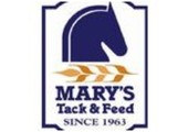 Mary's Tack and Feed  coupons or promo codes at marystack.com