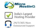 MicroHosting India coupons or promo codes at microhosting.in