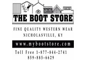 The Boot Store coupons or promo codes at mybootstore.com