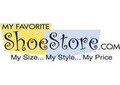 My Favorite Shoe Store.com coupons or promo codes at myfavoriteshoestore.com