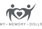 My Memory Dolls coupons or promo codes at mymemorydolls.com