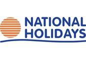 National Holidays coupons or promo codes at nationalholidays.com