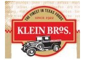 Klein Bros. coupons or promo codes at nativetexanfoods.com