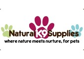 naturalk9supplies.com coupons and promo codes