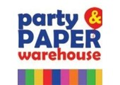 partyandpaperwarehouse.com coupons and promo codes