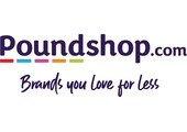 poundshop.com coupons and promo codes
