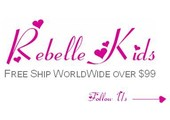 Rebelle Kids coupons or promo codes at rebellekids.com
