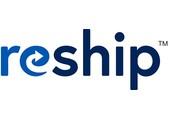 Reship coupons or promo codes at reship.com