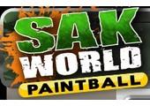 Sakworld Painyball coupons or promo codes at sakworldpaintball.com