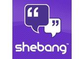 shebang.net coupons and promo codes