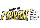 Shop in Private coupons or promo codes at shopinprivate.com